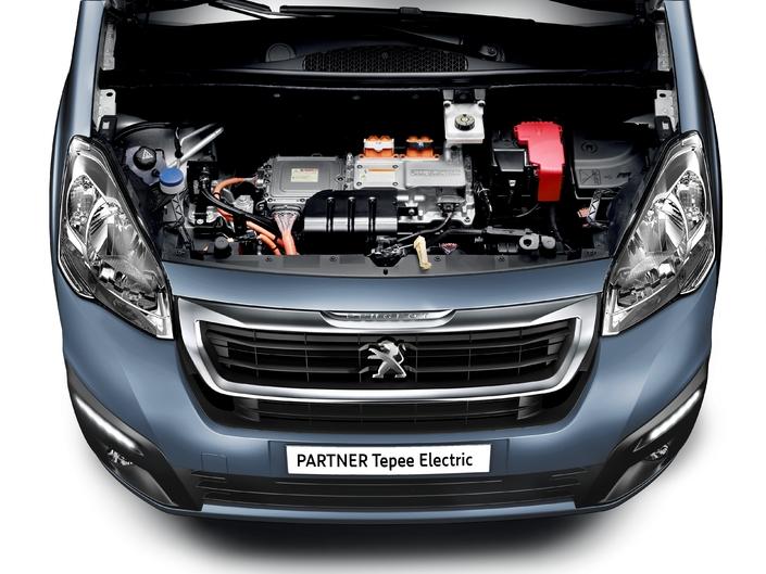 Coentreprise pour les moteurs électriques — Peugeot