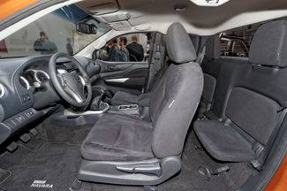 Nissan Navara NP300 : renouveau - Vidéo en direct du salon de Francfort 2015
