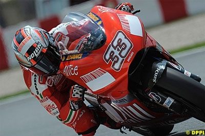 Moto GP - République  Tchèque: Melandri, toujours avec Ducati