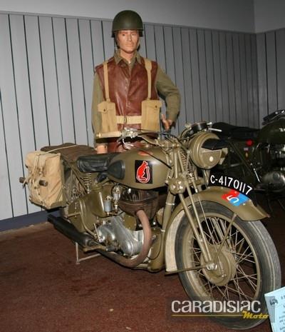 BSA, Norton, Triumph...
