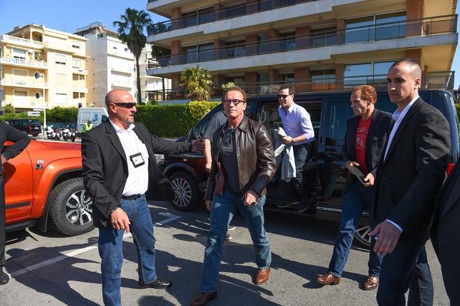 Expendables 3 : les gros bras débarquent à Cannes en Volkswagen