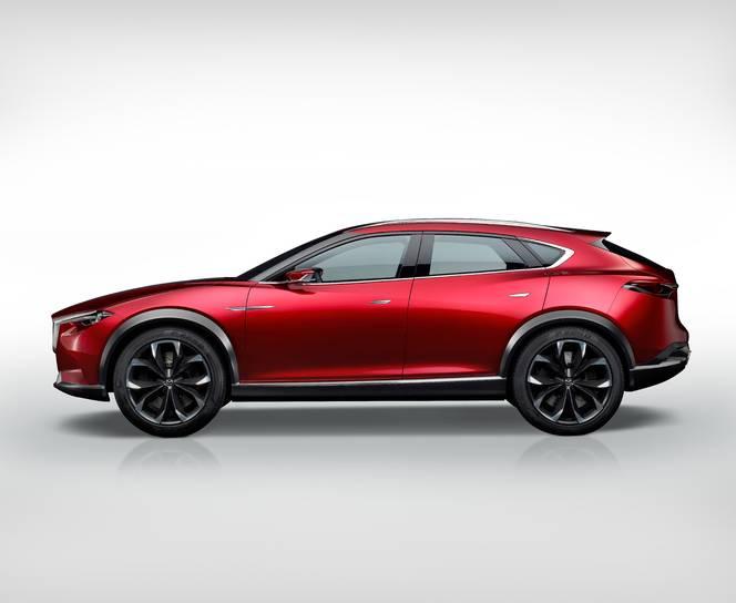 Mazda dévoile son concept Koeru