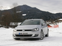 Essai - Volkswagen Golf 4Motion : holiday on ice