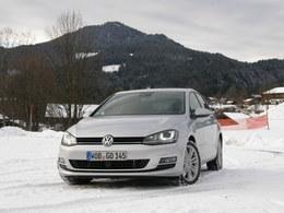 Essai - Volkswagen Golf 4Motion : holiday on ice