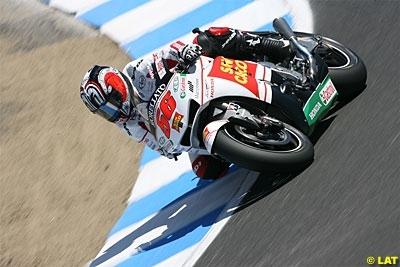Moto GP - République Tchèque: Honda se donne l'occasion de tester les Bridgestone