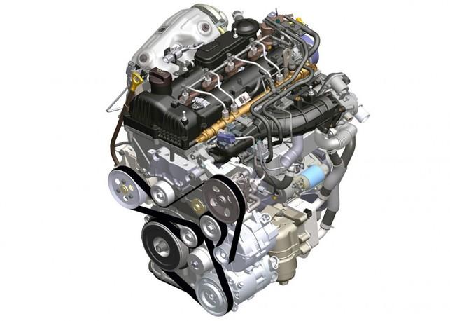 Des moteurs Diesel Hyundai moins polluants : R-Engine
