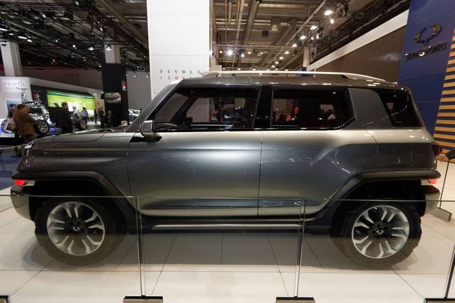 Ssangyong XAV Adventure et XLR Air Concept : l'avenir de la marque - En direct du salon de Francfort