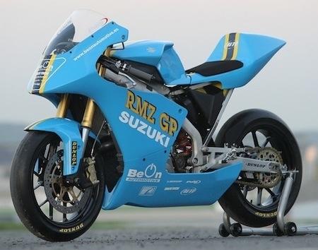 BeOn transforme votre supermotard ou votre cross en moto de course!