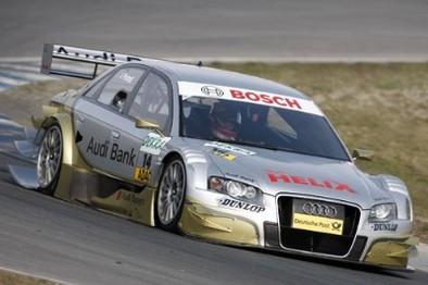 Alex Prémat et sa saison 2008 de DTM: Premier bilan [Interview 2/2]