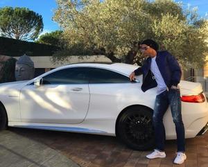Top 10 Caradisiac - Les voitures de Cristiano Ronaldo