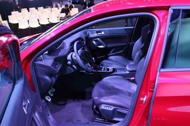 Peugeot 308 GTi : référence ? Vidéo en direct du salon de Francfort
