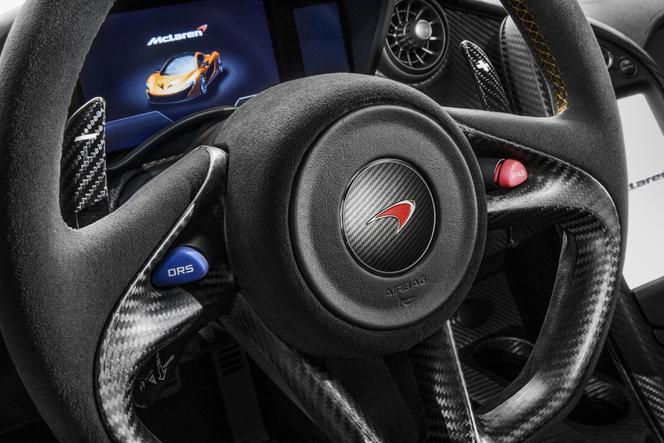 Genève 2013 : McLaren P1, 916 ch, 900 Nm et moins de 200 gr CO2/km !