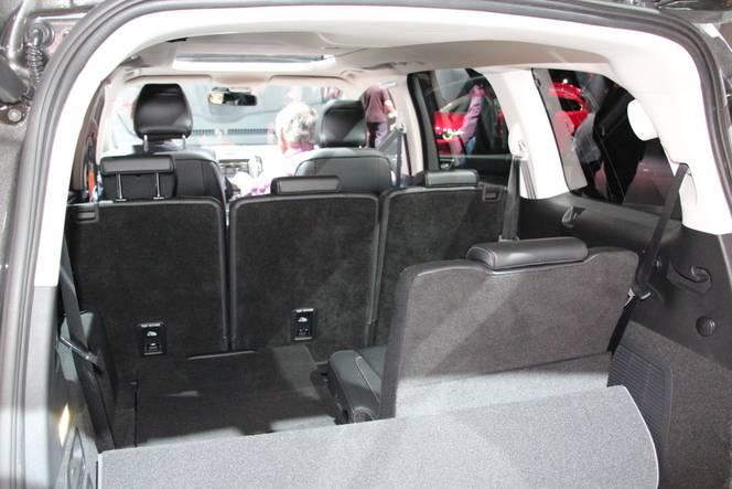 Ford Galaxy: gros porteur - Vidéo en direct du salon de Francfort 2015