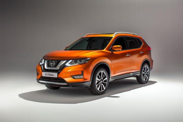 Nissan X-Trail restylé: nouveau visage et conduite semi-autonome