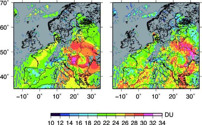 Des chercheurs mesurent l'ozone grâce à une nouvelle méthodologie
