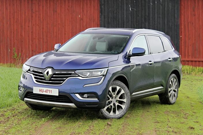 Essai vidéo - Renault Koleos 2 (2017) : deuxième chance