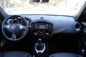 Nissan Juke Restylé : en avant première, les photos de l'essai