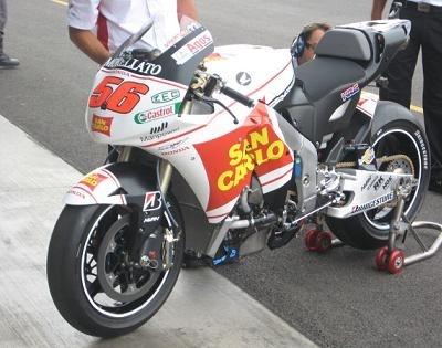 Moto GP - République Tchèque: Les dernières évolutions des clans Honda et Yamaha