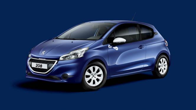 (MAJ) Peugeot 208 Like : nouvelle offre d'accès