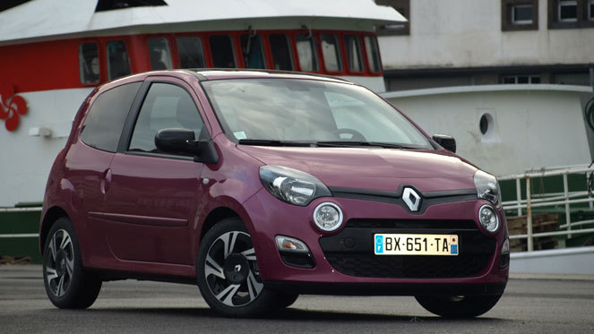 essai vid o renault twingo restyl e plus fun. Black Bedroom Furniture Sets. Home Design Ideas