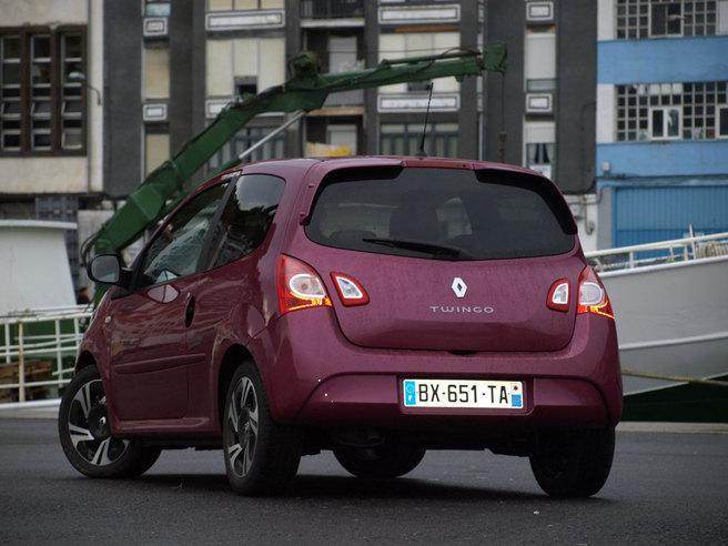 Essai vidéo - Renault Twingo restylée : plus fun