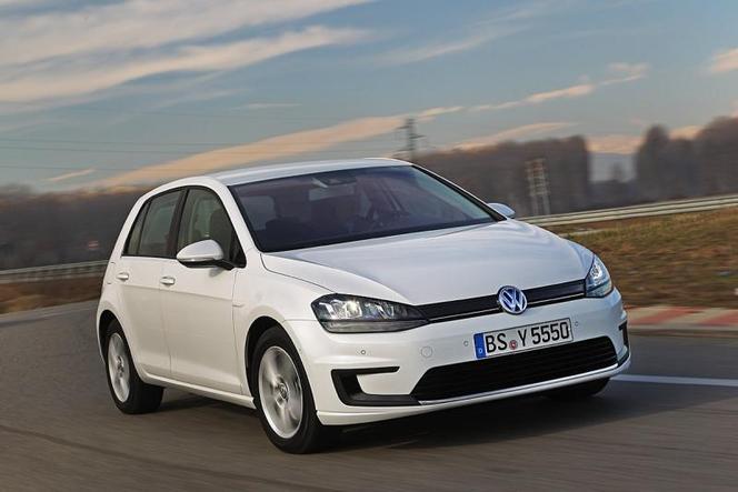 Genève 2013 : premières informations sur la VW e-Golf
