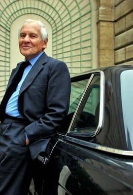 Jean d'Ormesson, homme libre et amateur d'automobile