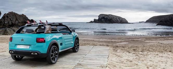 Citroën Méhari, Porsche électrique, Jeep tuning... : le rêve en marche - Vidéo en direct de Francfort 2015