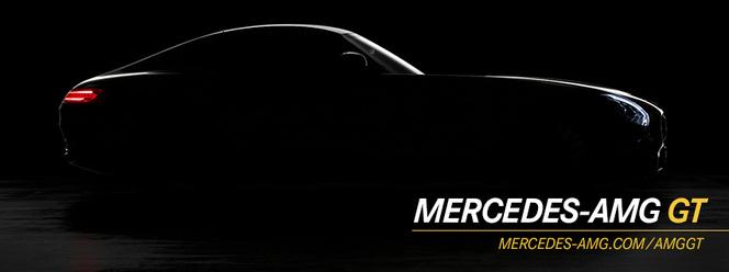 La Mercedes-AMG GT joue les méchantes en vidéo