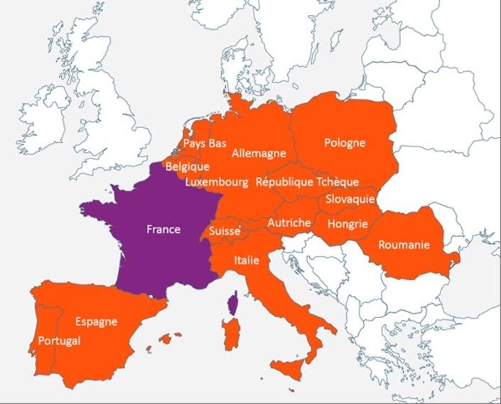 PV envoyés aux conducteurs étrangers: la France signe un accord avec le Portugal