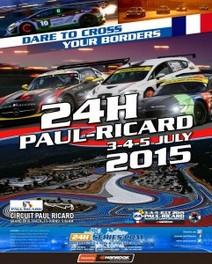 Des 24 Heures au Paul Ricard, en 2015!