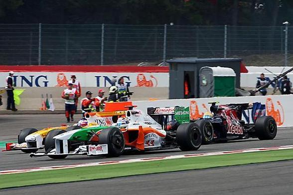 F1 GP Belgique : Räikkönen brise le rêve de Fisico