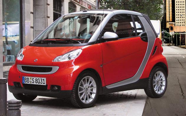 Hausse de la production pour la Smart Fortwo