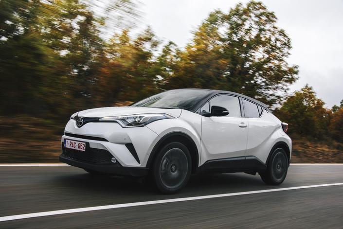 Toyota C-HR, la voiture qui montre que l'on peut réussir sans diesel