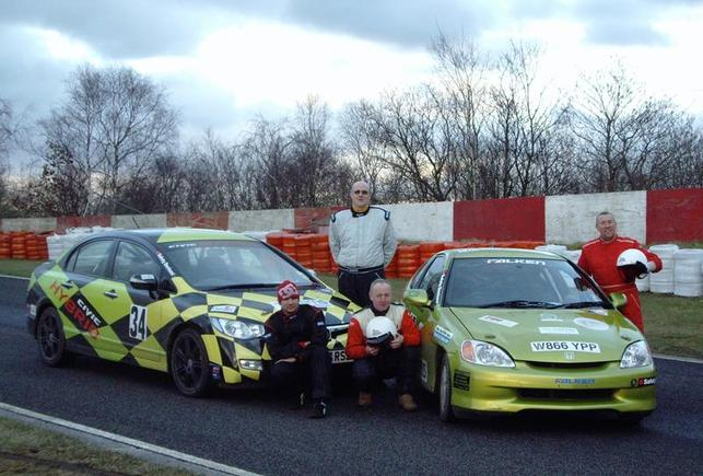 Une Honda Civic hybride de course !