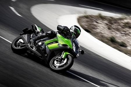 La Kawasaki Z1000 SX élue «Moto de l'année» aux USA