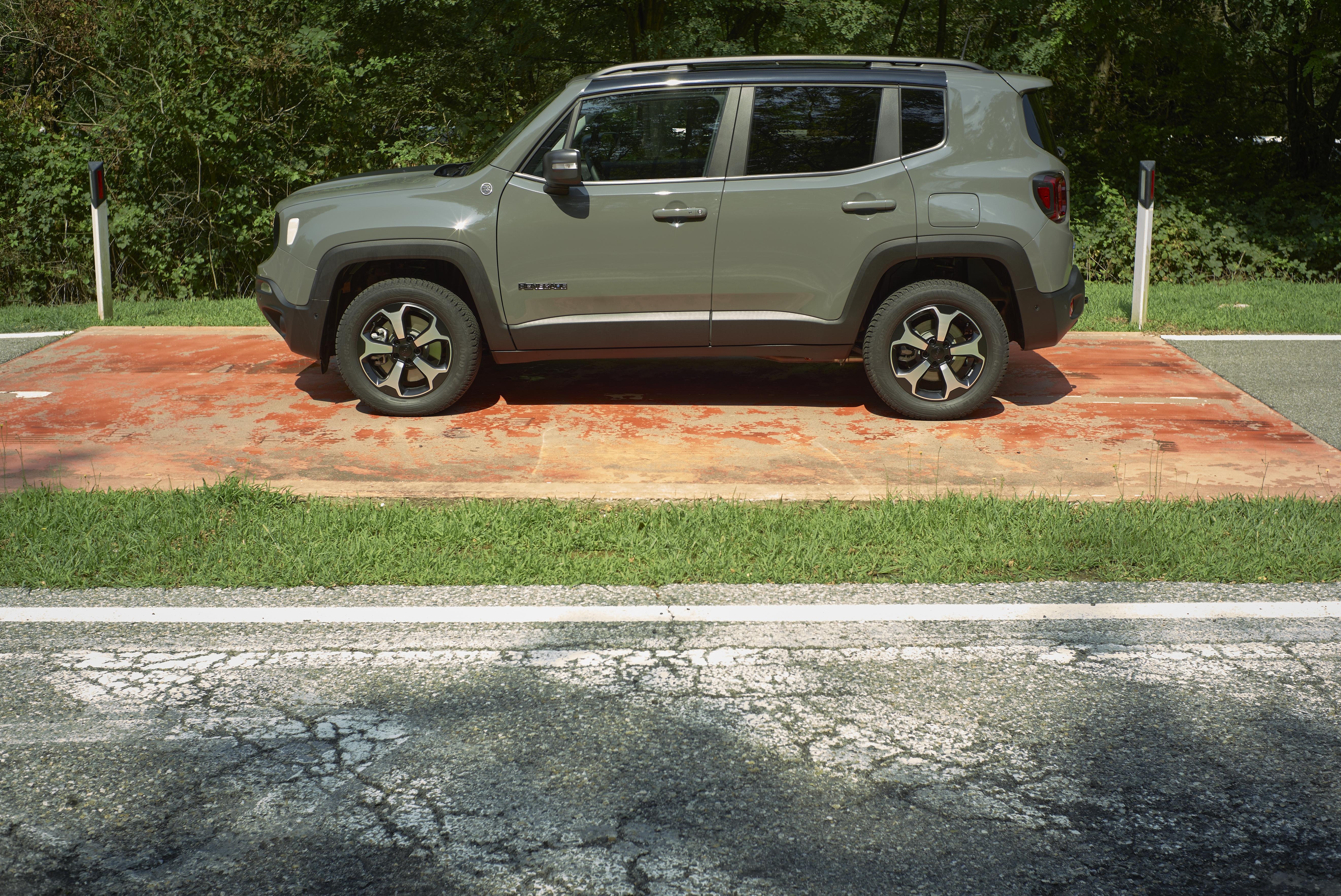 Jeep Renegade 4xe 2020 La Concurrence Le Bilan Global Tous Les Tarifs