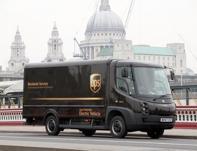 L'utilitaire électrique Modec effectuera des livraisons pour UPS