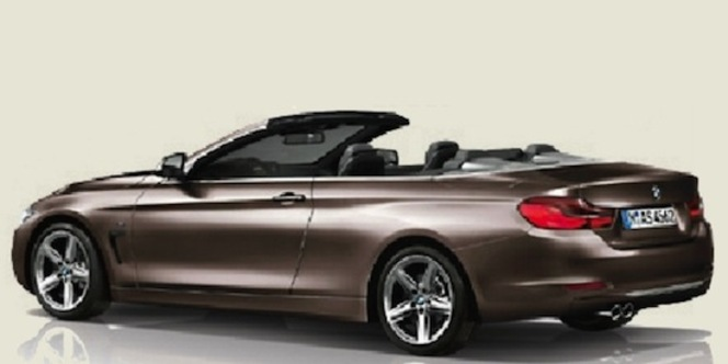 surprise la future bmw s rie 4 cabriolet en fuite. Black Bedroom Furniture Sets. Home Design Ideas