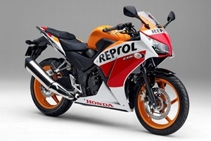 Nouveauté - Honda: la CBR300R aura sa version Moto GP