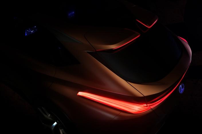 Salon de Detroit : Lexus annonce le concept LF-1 Limitless