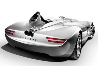 """Veritas RS III: """"V10 BMW inside"""""""