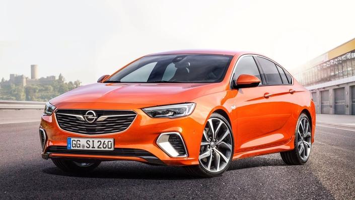 L'Opel Insignia GSI arrive à la commande à partir de 46 730 €