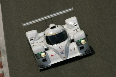 Dome S102: au niveau des Audi R10 et Peugeot 908?