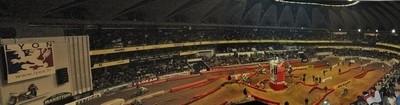 Le 30 novembre aura lieu la finale indoor de Pit Bike à Lyon