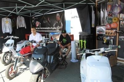 Accessoires Scooters : Vente en ligne chez Race and Style