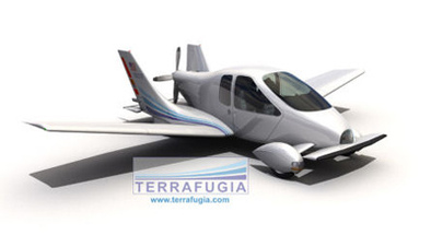 Terrafugia Transition: auto volante ou avion roulant ?