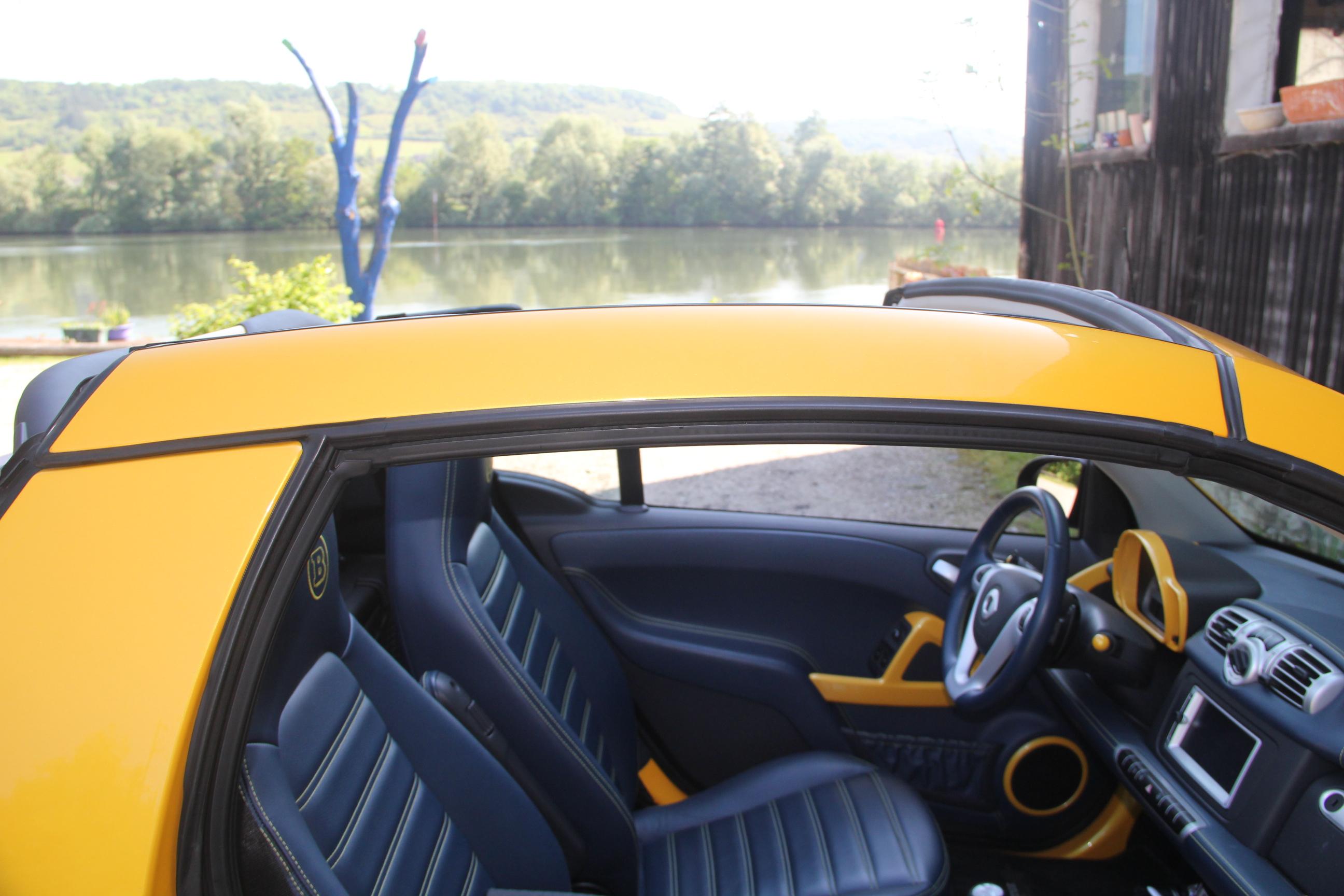 essai smart fortwo mhd cabriolet cab 39 de poche. Black Bedroom Furniture Sets. Home Design Ideas