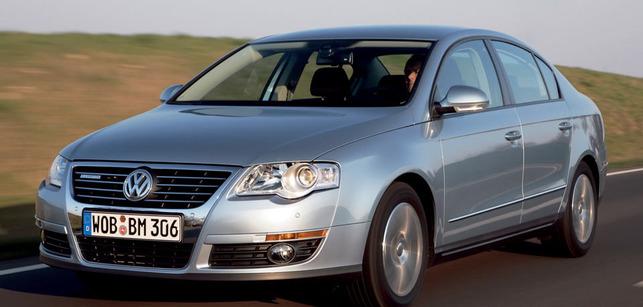 La Volkswagen Passat 2.0 TDI 110 ch BlueMotion ? 128 g CO2/km