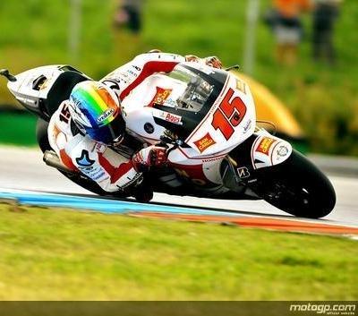 Moto GP - Honda: L'Etat de San Marin aide son compatriote De Angelis à rester en Moto GP